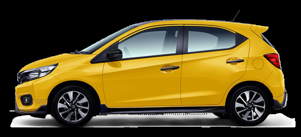 All New Honda Brio RS Carnival Yellow - Two Tone (Urbanite Edition)