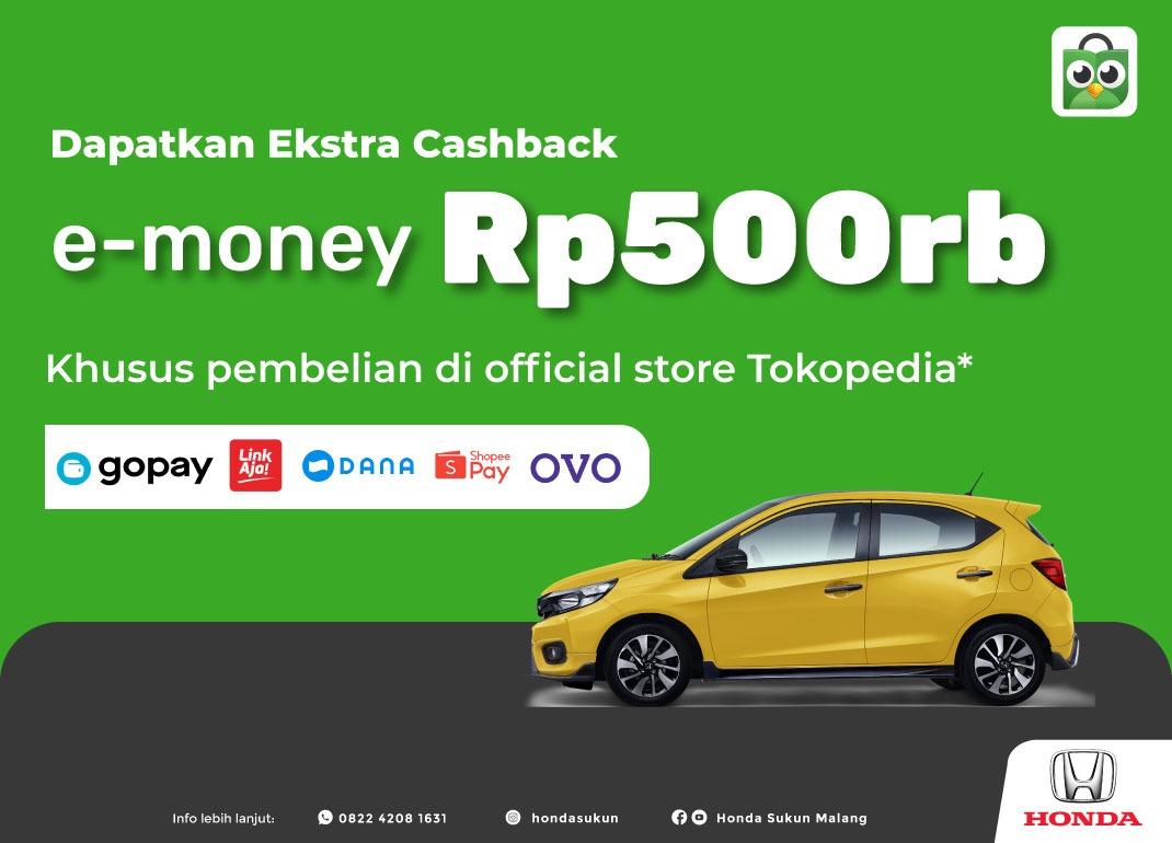 Promo BTS Deals Honda Malang