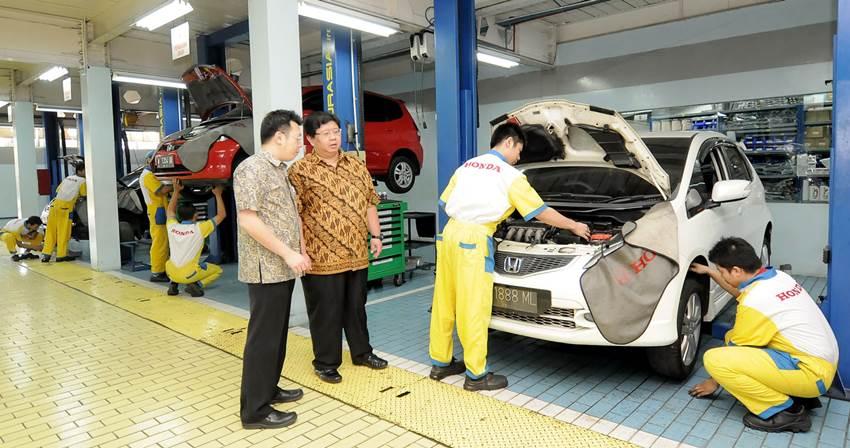 Tips Jaga Performa Mobil Tetap Optimal